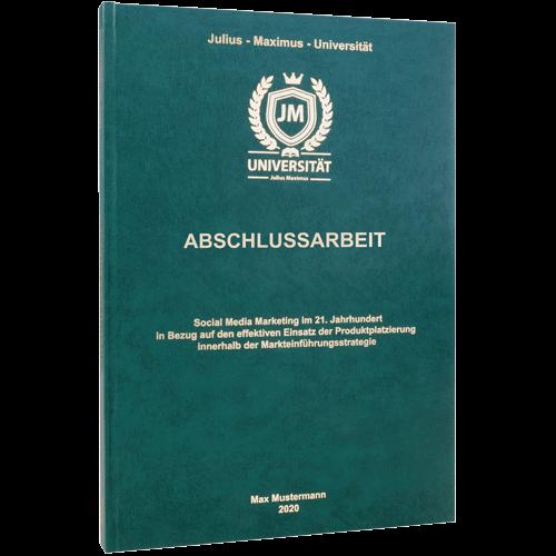 Informationen zur Premium Hardcover Bindung