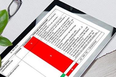 Format-Checks für die Facharbeit