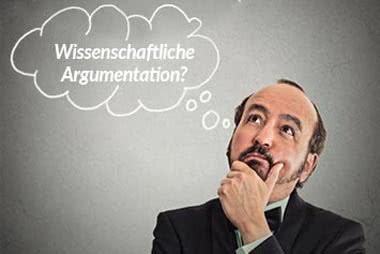 Wissenschaftliches Argumentieren in der Projektarbeit