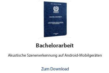 Bachelorarbeit Beispiel Informatik