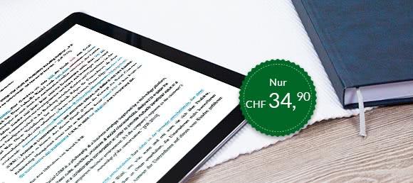 Korrektur-Schnell-Check Korrekturlesen Lektorat Non-Native Speaker