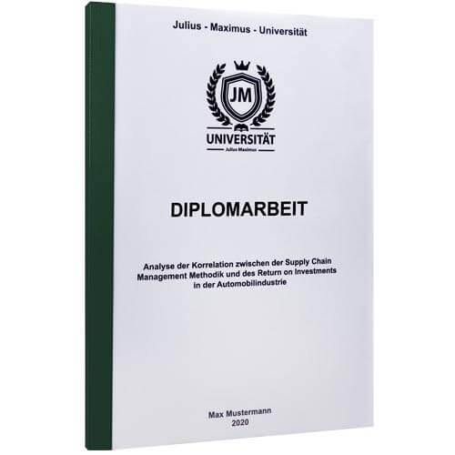Diplomarbeit an anderer uni schreiben gute bachelorarbeit