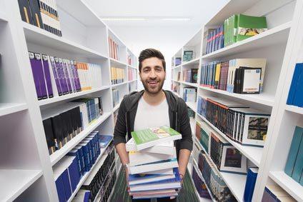 Literaturrecherche für die Doktorarbeit