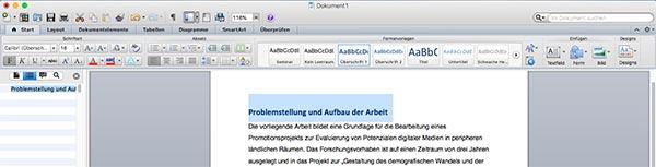 Überschrift-Inhaltsverzeichnis-Word-Mac