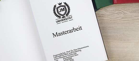 Lektorat Masterarbeit Service