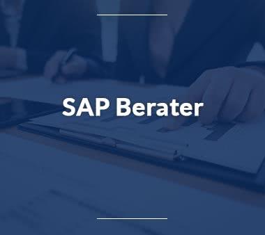 Personalreferent SAP Berater