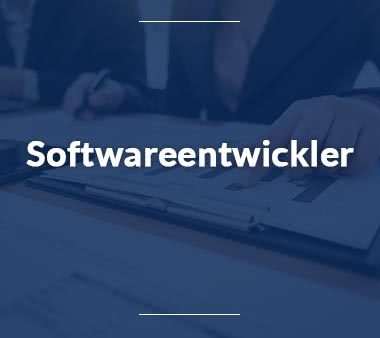 Softwareentwickler Jobs