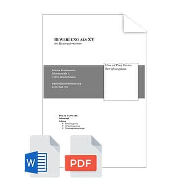 Deckblatt-Bewerbung-Vorlage