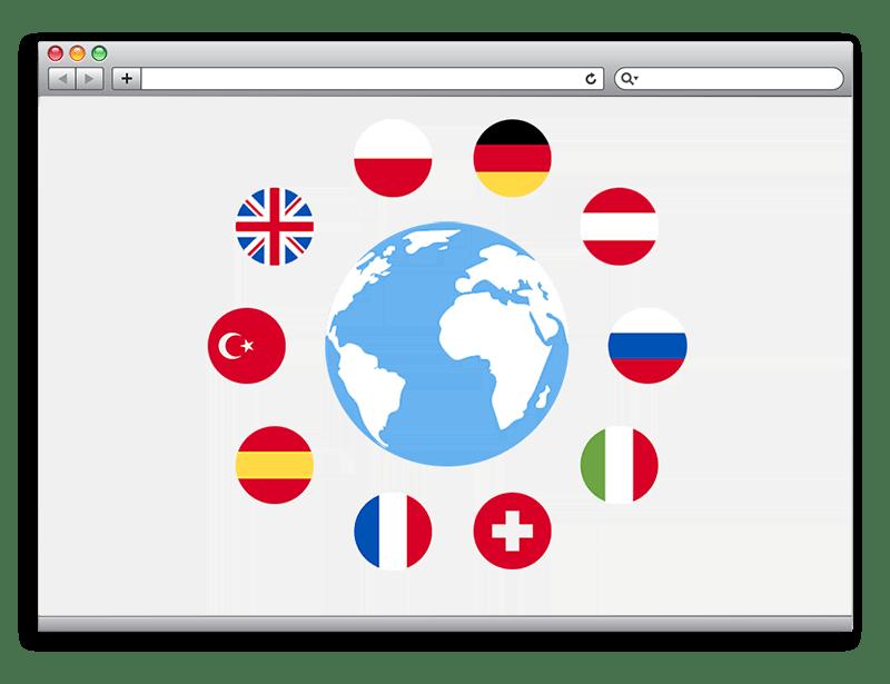 Plagiatssoftware in allen Sprachen