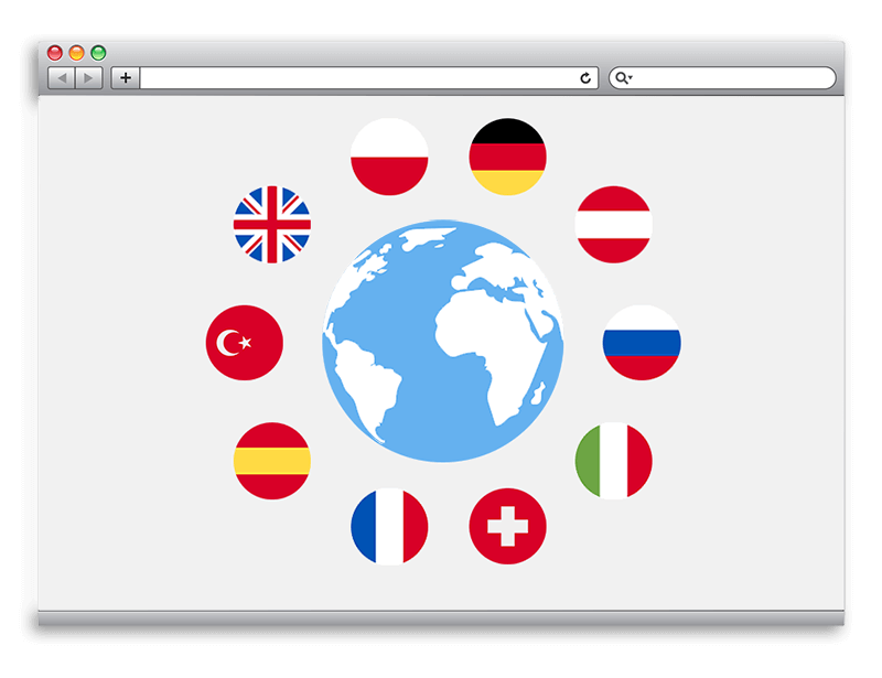 Plagiatsprüfung in allen Sprachen