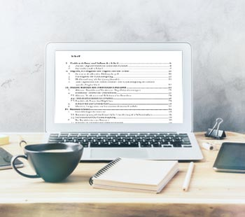 Bachelorarbeit Formatierung
