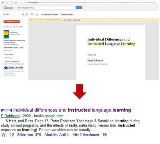 Google Scholar Google Books