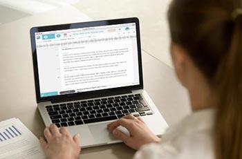 Online Umfrage erstellen Transkribieren