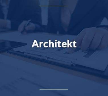 Architekt Kreative Berufe