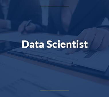 Data Scientist Berufe mit Zukunft