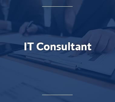 IT Consultant IT-Berufe