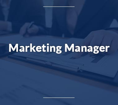 Marketing Manager Bestbezahlte Berufe