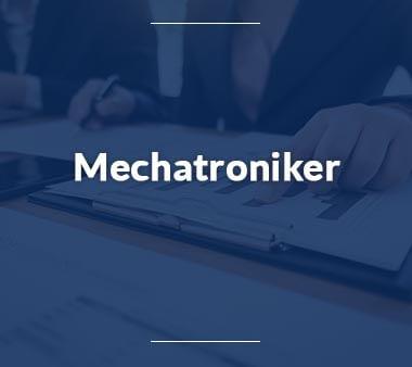 Mechatroniker Berufe mit Zukunft