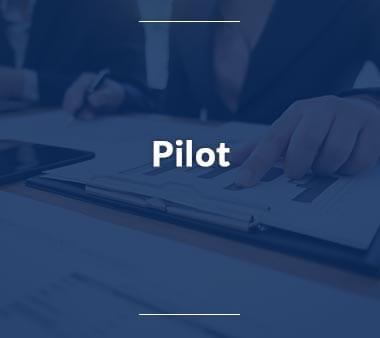 Pilot Ausbildungsberufe