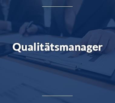 Qualitätsmanager Berufe mit Zukunft