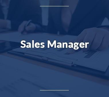 Sales Manager Bestbezahlte Berufe