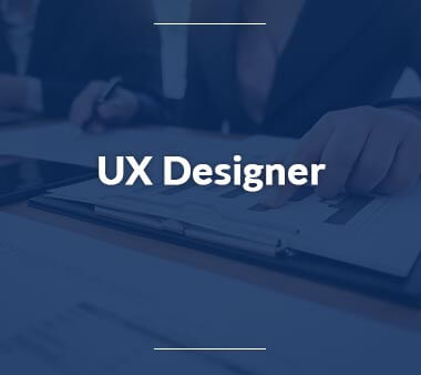 UX Designer IT-Berufe