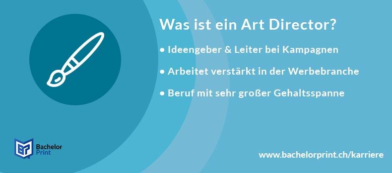 Art Director Definition Überblick