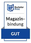 Diplomarbeit binden in der Magazinbindung