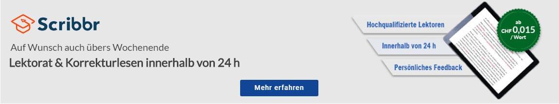 Korrektorat Deutsch Muttersprachler Angebot