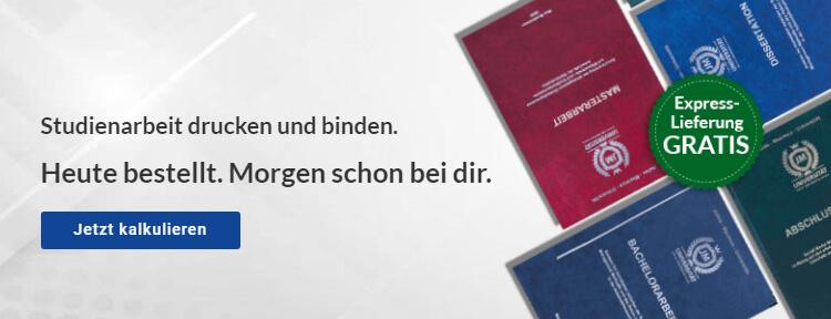 Motivationsschreiben Auslandssemsester drucken binden online