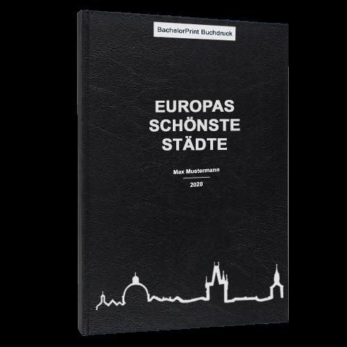 Buch binden Standard Hardcover