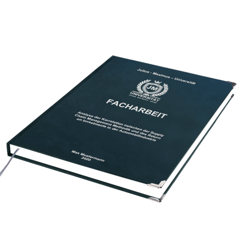 Facharbeit Premium Hardcover
