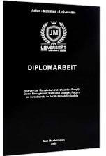 Diplomarbeit drucken Magazinbindung