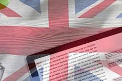 Englischer Korrekturservice Lektorat Englisch