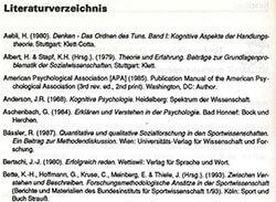Literaturverzeichnis Expose