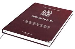 Wissenschaftliche Arbeiten Dissertation