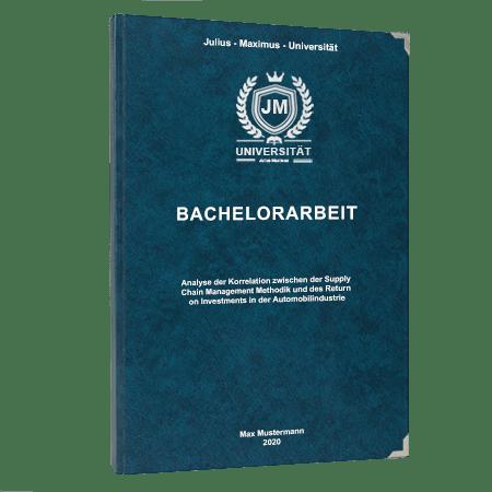 Bachelorarbeit binden Luzern