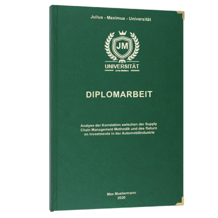 Diplomarbeit online binden Basel