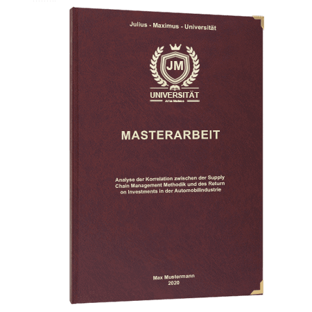 Masterarbeit binden St. Gallen