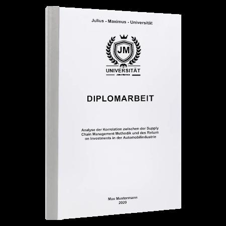 Diplomarbeit Copyshop Zürich