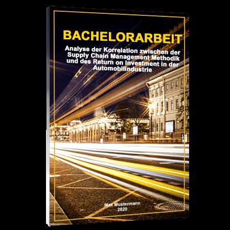 Magazinbindung Bachelorarbeit binden